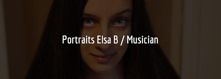Elsa B. / Musician